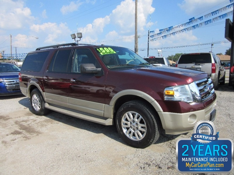 2010 Ford Expedition EL 500.00 total down