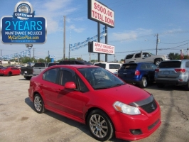Suzuki SX4 500.00 total down 2012