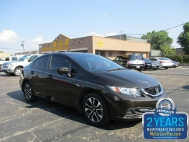 Honda Civic EX 500 total down all credit 2014