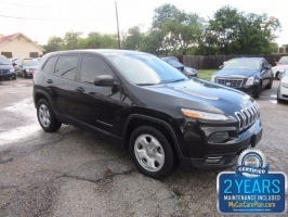 Jeep Cherokee 500 total down all credit 2014