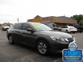 Honda Accord Sedan 500totaldown.com 2015