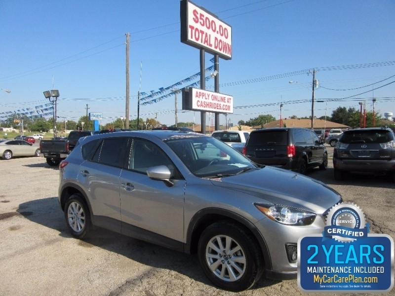 2013 Mazda CX-5 500 total down all credit