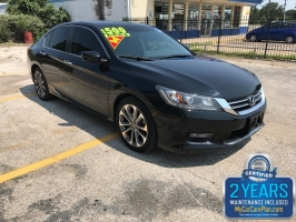 Honda Accord Sedan 500totaldown.com 2014