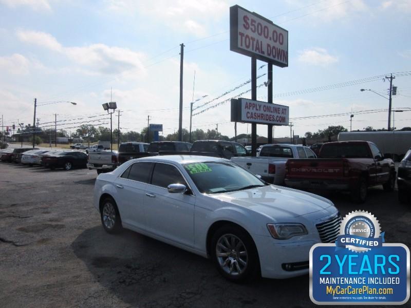 2012 Chrysler 300 500totaldown.com