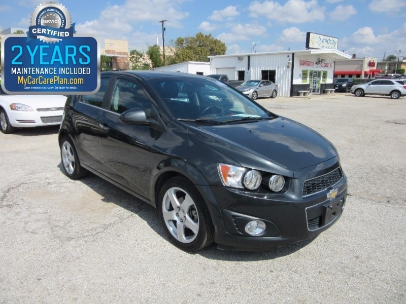 2015 Chevrolet Sonic  500.00total down all credit