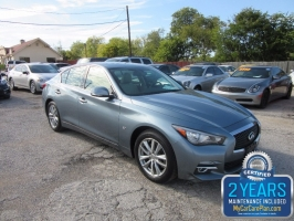 Infiniti Q50 500 TOTAL DOWN ALWAYS 2014