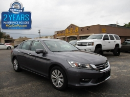 Honda Accord Sedan 500 total down all credit 2014