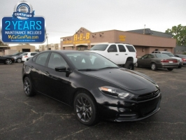 Dodge Dart 500 total down all credit 2016