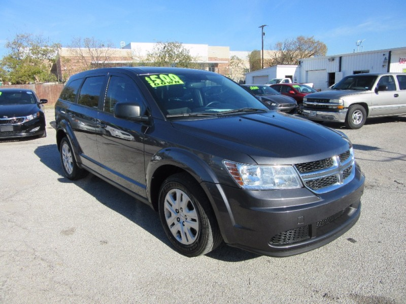 Dodge Journey 2014 price $10,995