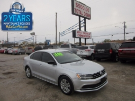 Volkswagen Jetta Sedan 500 total down 2015