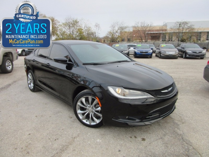 2015 Chrysler 200 s 500 total down all credit