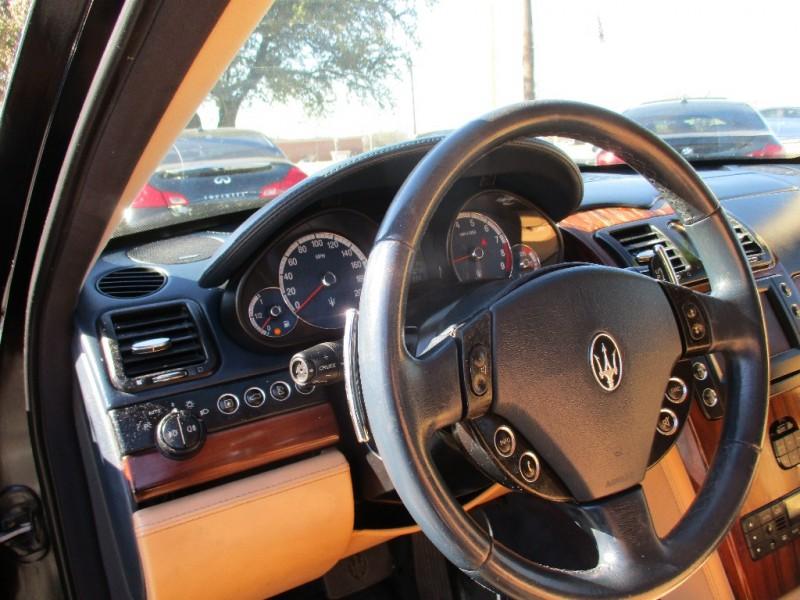 Maserati Quattroporte 2005 price $5,000 Cash