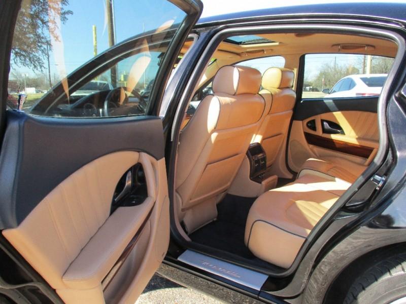 Maserati Quattroporte 2005 price $9,500