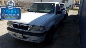 Mazda B-Series 2WD Truck 2001