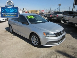 Volkswagen Jetta Sedan 500total down all credit 2015
