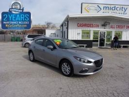 Mazda Mazda3 500 total down 2014