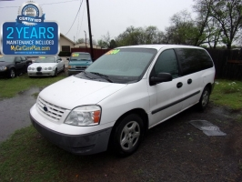 Ford Freestar Cargo Van 2006
