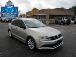 Volkswagen Jetta Sedan 500totaldown.com 2015