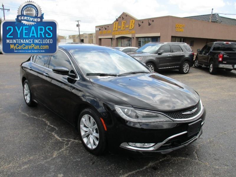 2015 Chrysler 200 500totaldown.com