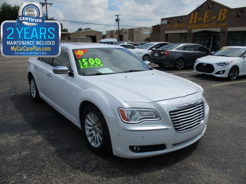 2013 Chrysler 300 500totaldown.com