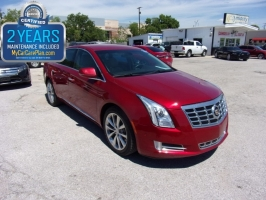 Cadillac XTS 500totaldown.com 2014
