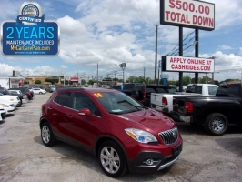 Buick Encore 500totaldown.com 2015