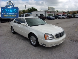 Cadillac DeVille DHS 2000