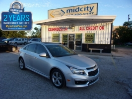 Chevrolet Cruze Limited 500totaldown.com 2016