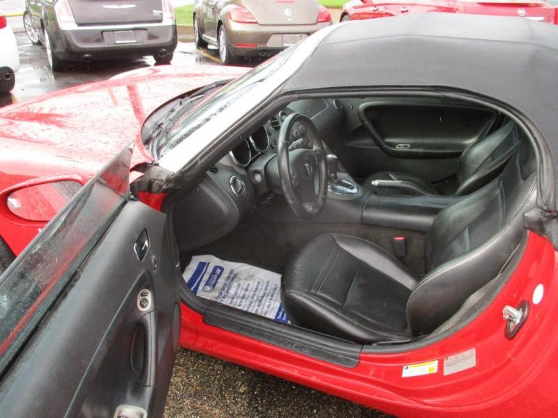 Pontiac Solstice 2008 price $4,950