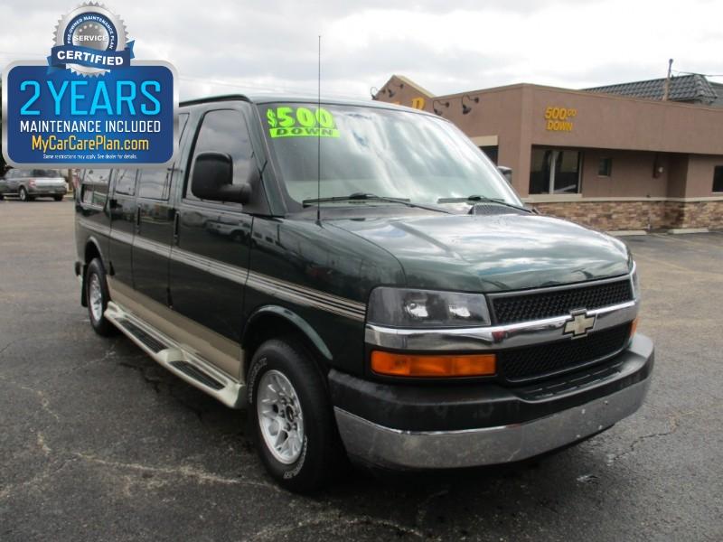 2003 Chevrolet Express Cargo Van