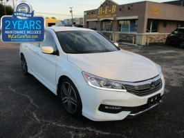 Honda Accord Sedan 500totaldowncom 2016