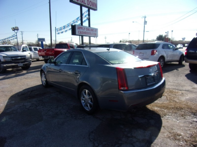 Cadillac CTS 2008 price $7,900
