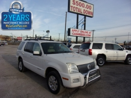 Mercury Mountaineer 2008