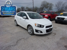 Chevrolet Sonic LTZ 500totaldown.com 2015