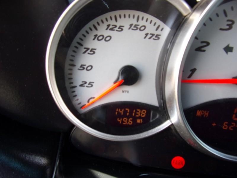 Porsche Boxster 2000 price $5,999