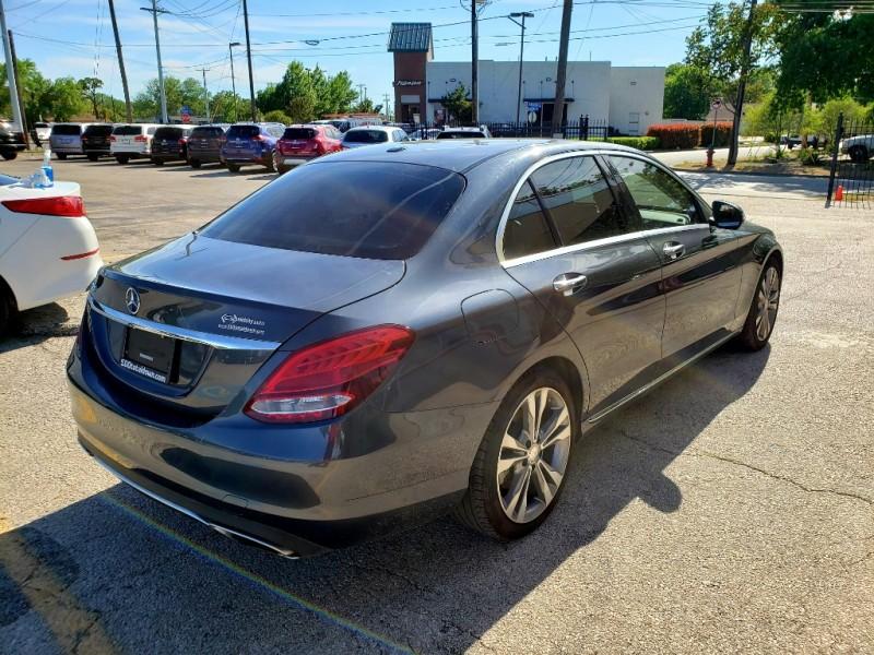 Mercedes-Benz C-Class 2016 price $21,500
