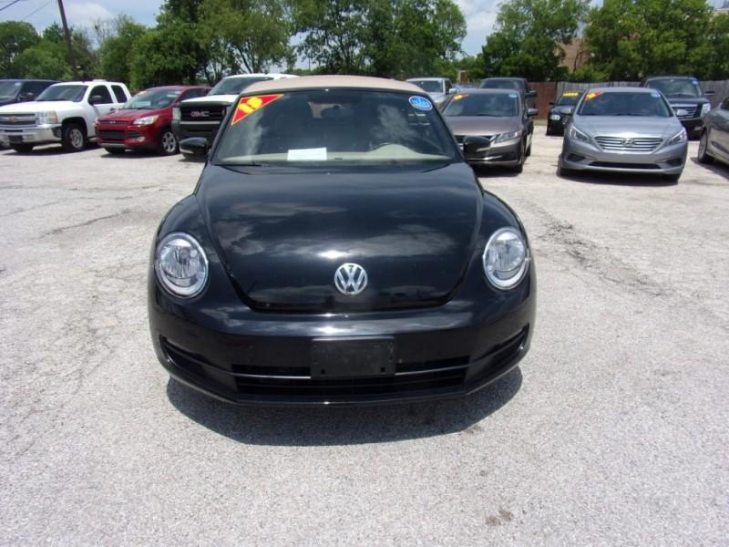 Volkswagen Beetle Convertible all credit 500down 2015 price $11,500