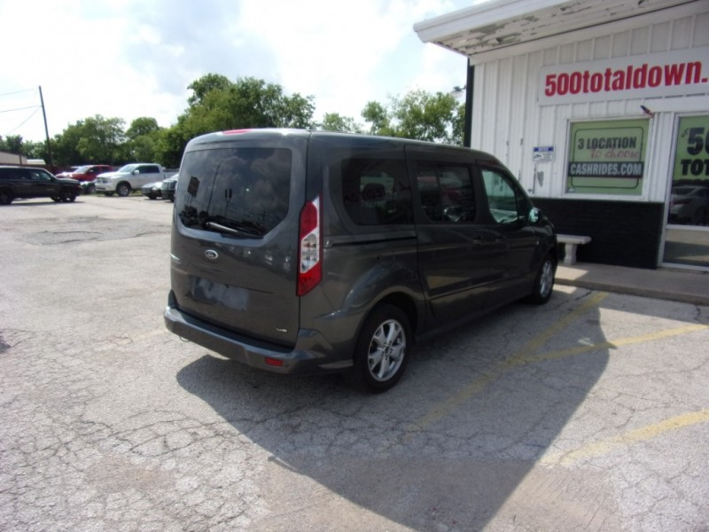 Ford Transit Connect Wagon 2015 price $12,950