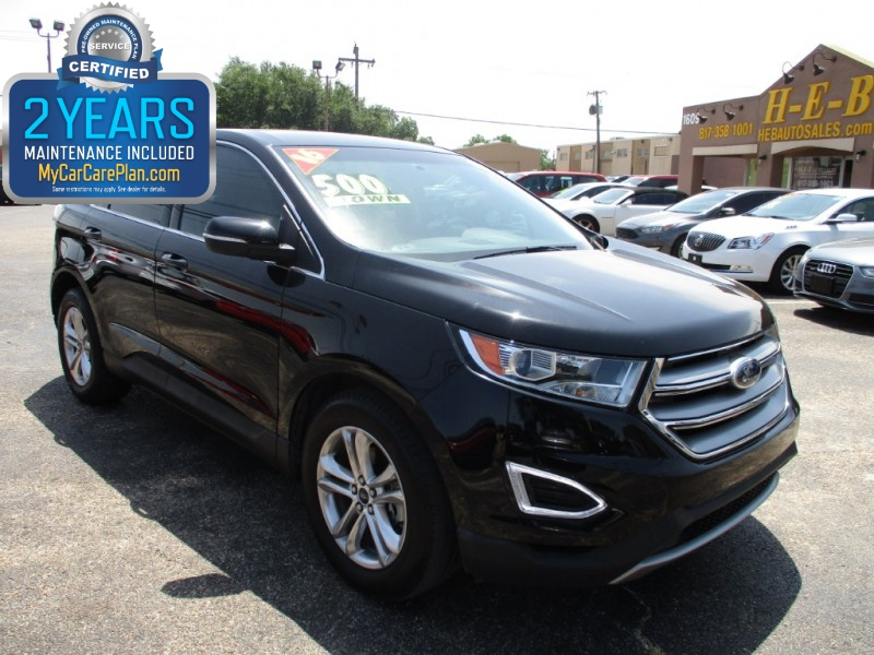 Ford Edge 2016 price $18,900