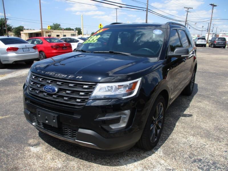 Ford Explorer 2017 price $19,999