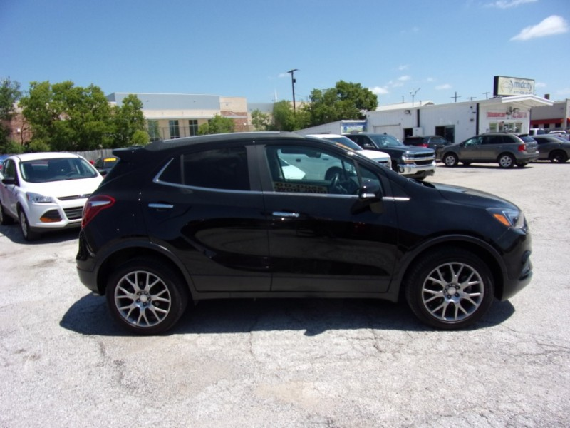 Buick Encore 2017 price $15,500