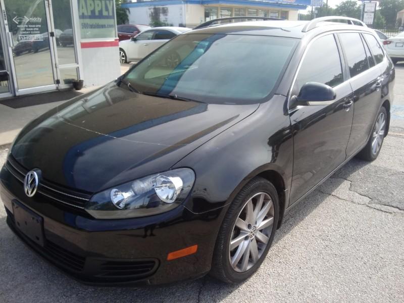 Volkswagen Jetta SportWagen diesel leather roof 2014 price $11,500
