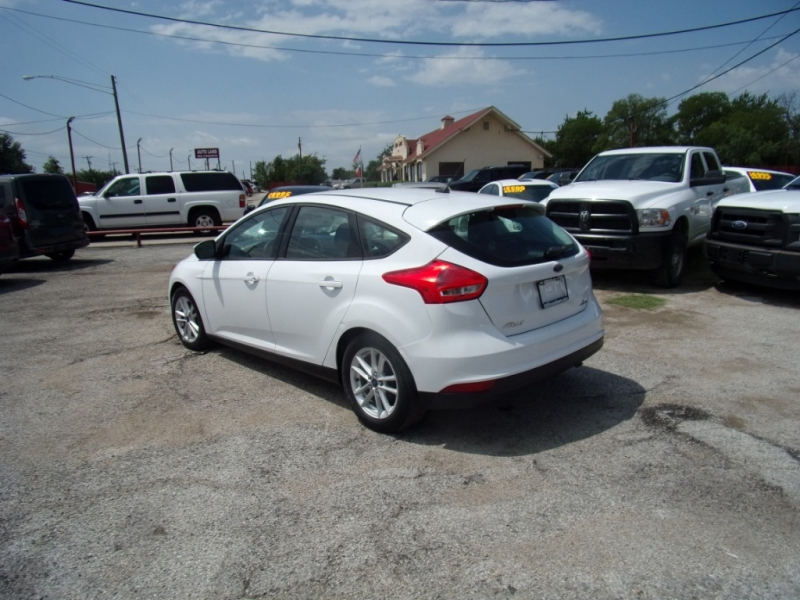 Ford Focus 2016 price $9,999