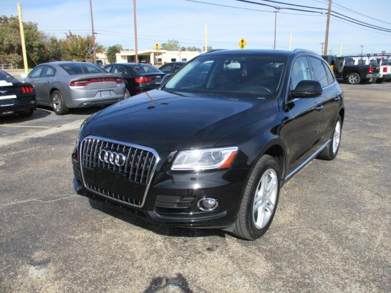 Audi Q5 2016 price $22,995