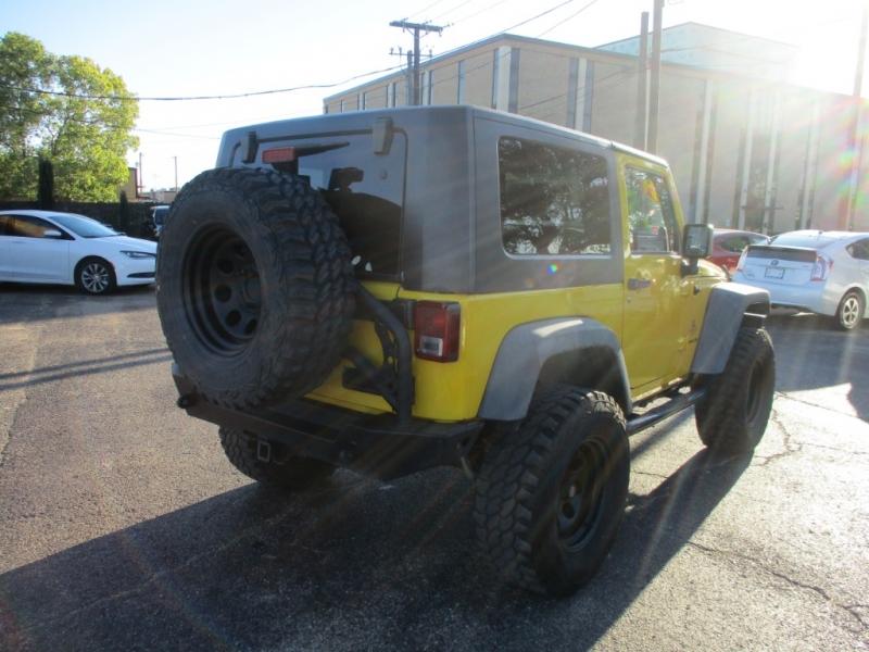 Jeep Wrangler 2009 price $17,995