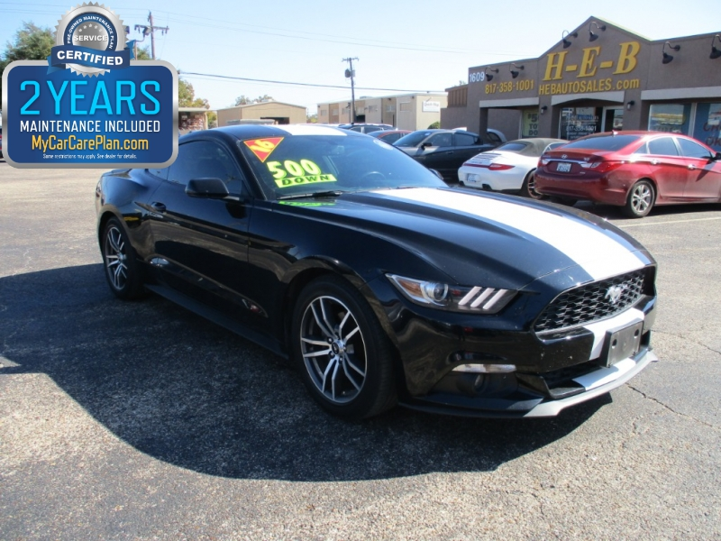 Ford Mustang 2016 price $16,995