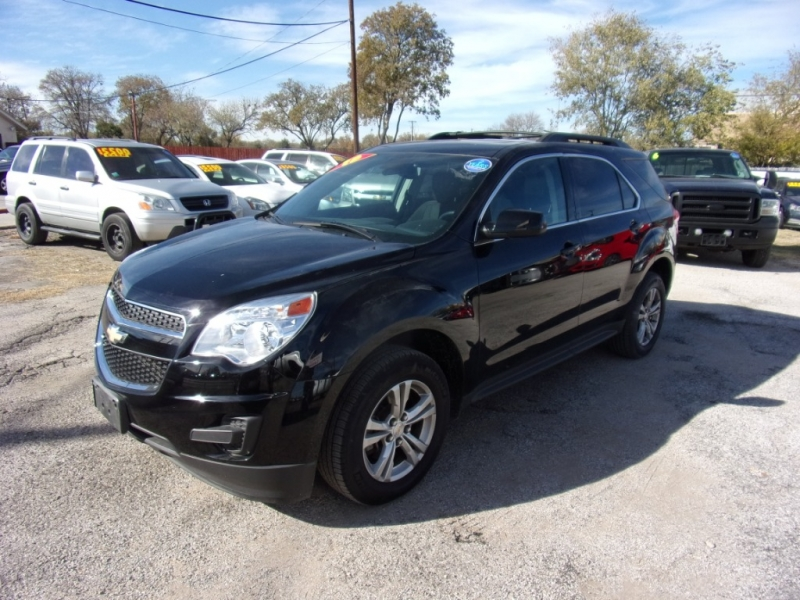 Chevrolet Equinox 2015 price $14,995