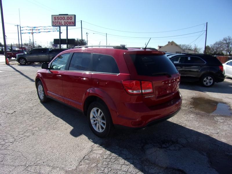 Dodge Journey 2017 price $11,995