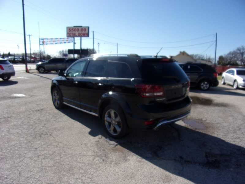 Dodge Journey 2017 price $15,995