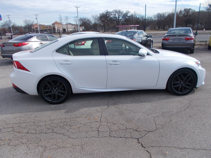 Lexus IS 250 2014 price $17,500